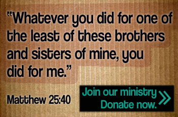 Join Our Ministry