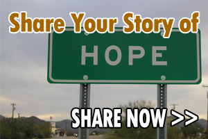 Share Your Story of Hope